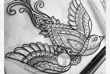 Taube Tattoo