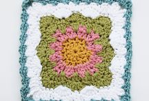 Granny Square Crochet / Everything Related to granny square crocheting.