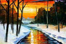 Amfremon schilderijen
