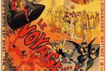 Poster Film Cine Vintage / by Sergio Martinez Castells