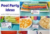 Party-Beach theme