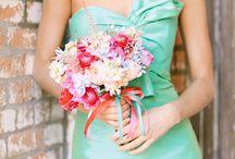 Hochzeit.Lucite Green