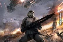 Star Wars / Everything Star Wars / by Andrew Estep