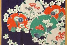 Japanese fabric and design