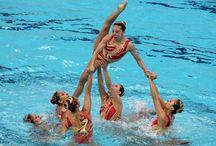 synchronized swimming / by Alexa Riedel