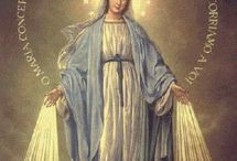Our Lady Miracolus Medal vision