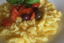 Cibo e ricette / Food ricette
