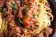 Spaghetti & more