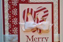 Joulukortit - Christmas cards / Joulukortteja