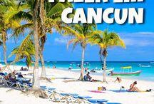Cancun lá vou eu
