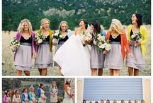Bridesmaids / by The Sweet Iced Tea Soiree