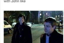 Sherlock/Bottleflip Crumpelbatch (guys I spelled it right omg) / Moustache.