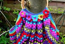 Crochet Purses, Bags, Cases, and Totes / crochet purses, bags, and totes!