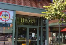 Bookstores Are The Best / Mostly local indie bookstores. High priority on entering the bounds of a new town. / by Lynne Baer