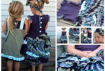 Adelaide's christening dress
