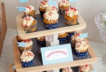 back to school party ideas / by Leah@ Mommy in the Mountains