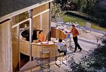 modernist architecture 50's