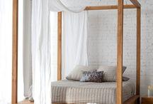 Bed / by Mandy Shelton-Johnstone