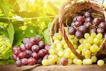 Bienfaits du raisin / #raisins #detox #cure #bienfaits #jus #fruit #viesaine
