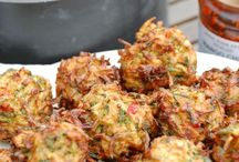 spicy courgettes kofta