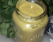 Food - Sauces & Salad Dressing