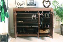 Mayan Walnut Furniture / Sleek, Modern, Solid, Robust and Very Stylish