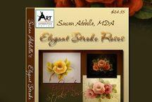 Susan Abdella Art Studio / Susan Abdella shares her art.