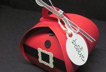 Cards...3-D Curvy Keepsake Boxes / by Doris Amey-Ketcham