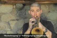 Trumpet tricks