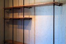 Shelving/Storage Ideas