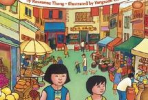 Chinese & Chinese American / For the full list of titles, please visit: http://talkstorytogether.org/asian-pacific-american-book-list/chinese-and-chinese-american. For information on book selection, please visit: http://talkstorytogether.org/asian-pacific-american-book-list/about-asian-pacific-american-librarians-association-bibliography.