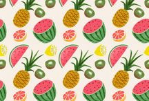 Tropical punch - SS14 PRINT CONCEPTS