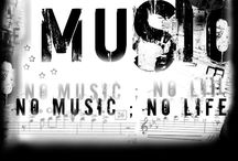 Music / Regular music playlists, musical themes, musical genres, and everything musical