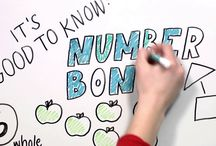 Good To Know / Looking for ways to help your child with math homework? Good To Know is here to help!  Learn all about the Common Core math concepts taught in Pre-K, Kindergarten, and Grade 1.   Learn more at wskg.org/goodtoknow.  / by WSKG Public Media