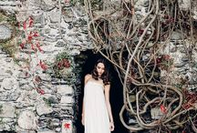✷ Bridal Shoot Ideas / Lots of ideas and inspirations for a beautiful bridal shoot.