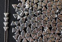 Khéops® par Puca® Beads | ScaraBeads.com / http://www.scarabeads.com/Glass-BEADS/Kheops-par-Puca