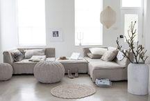Huisdecoratie / woonkamer