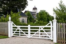 gate and fence