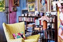 So Bohemian Like You / Ideas for a Bohemian Zen Room....