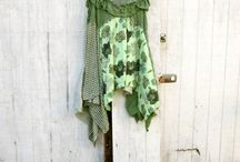 Upcycled clothes
