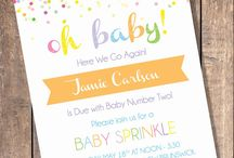 Baby Showers / by cori m