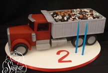 birthday cake ideas...