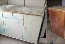 Furniture Redo, Makeover