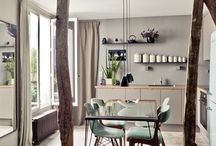 Kitchen and Dining Rooms / by Berta Viteri Ramírez