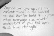 Quotes / by Rebekah Wallin