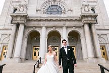 Spring Weddings by Erin Johnson Photography