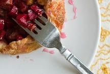 Recipes for Rhubarb