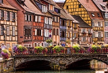 Mythical Strasbourg, France
