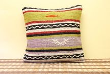 Oriental home textile / Have good oriental and vintage home textile pillow And rugs