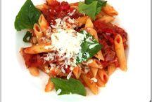 Recepten Pasta / Lekkere Pasta recepten